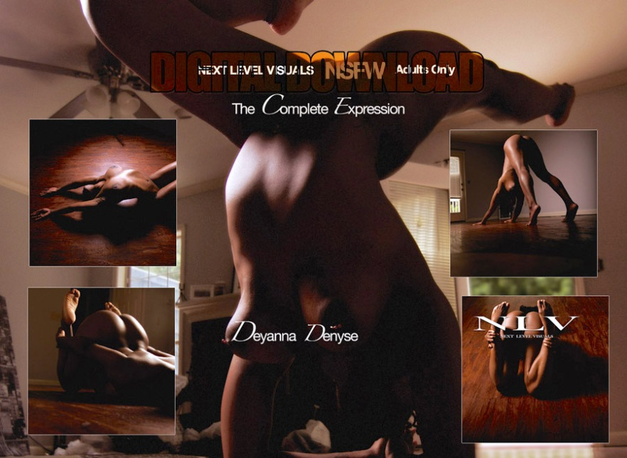 yoga poses nude