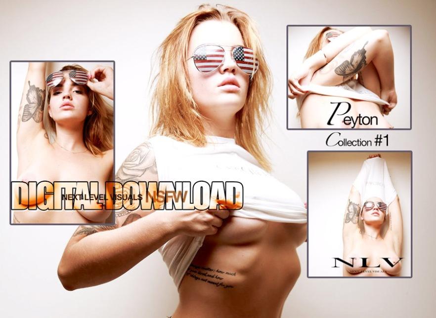 all natural busty american beauty peyton